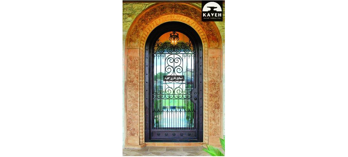 درب فلزی - 54647