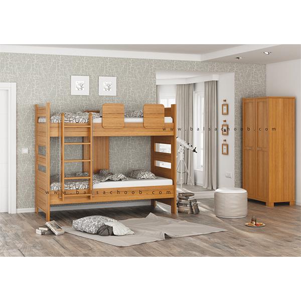 تخت خواب دو طبقه - Smart