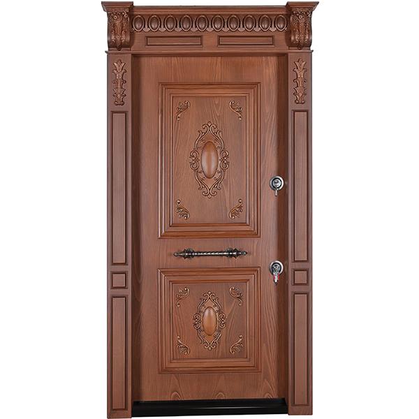 درب ضد سرقت منبت کاری - 862