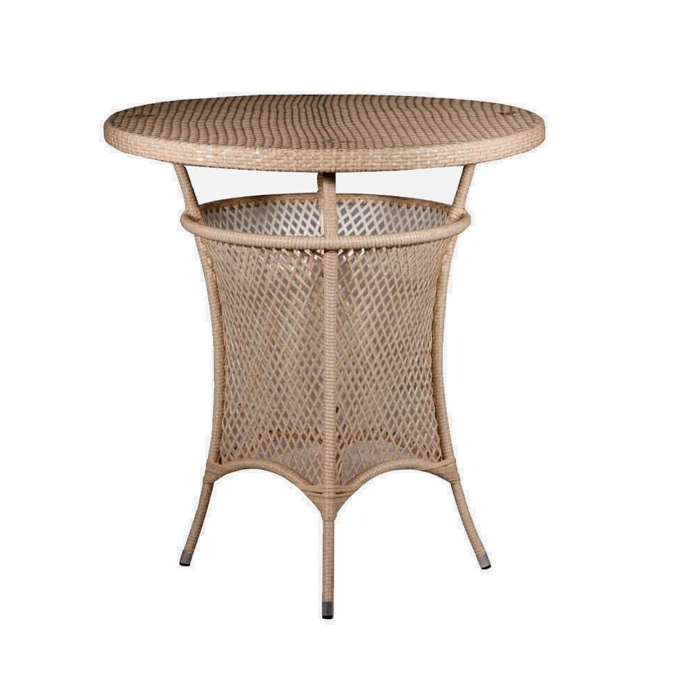 میز بار حصیری فضای باز - 100