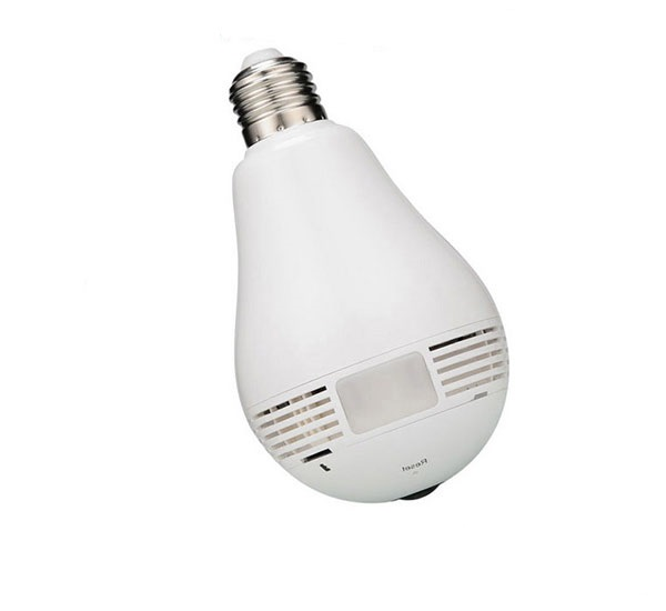دوربین مخفی - Bulb 360 WiFi 300W
