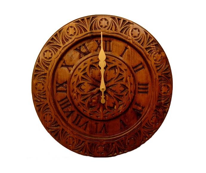 ساعت دیواری چوبی ناتینگهام