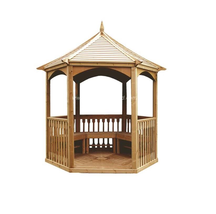 آلاچیق چوبی - CLS 01