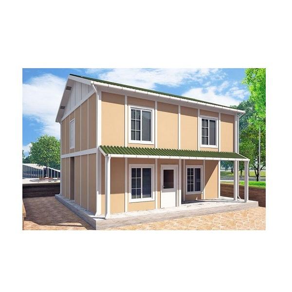 خانه پیش ساخته یالی