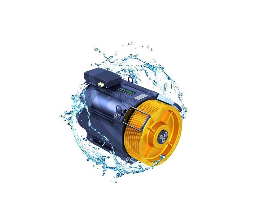موتور آسانسور - T32XL.320.10