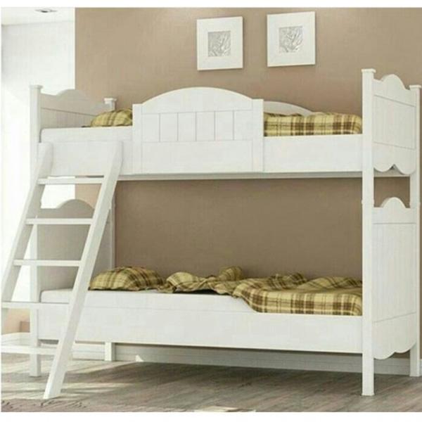 تخت خواب دو طبقه نیکا