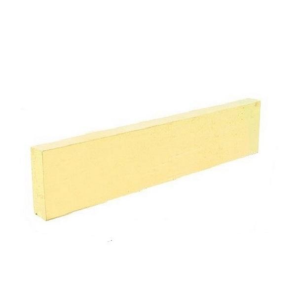 آجر نما زرد - 2.5*5.5*20