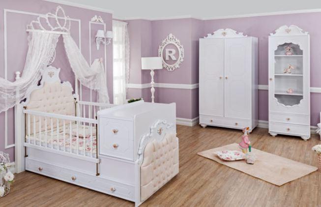 سرویس خواب نوزادی - Rojin