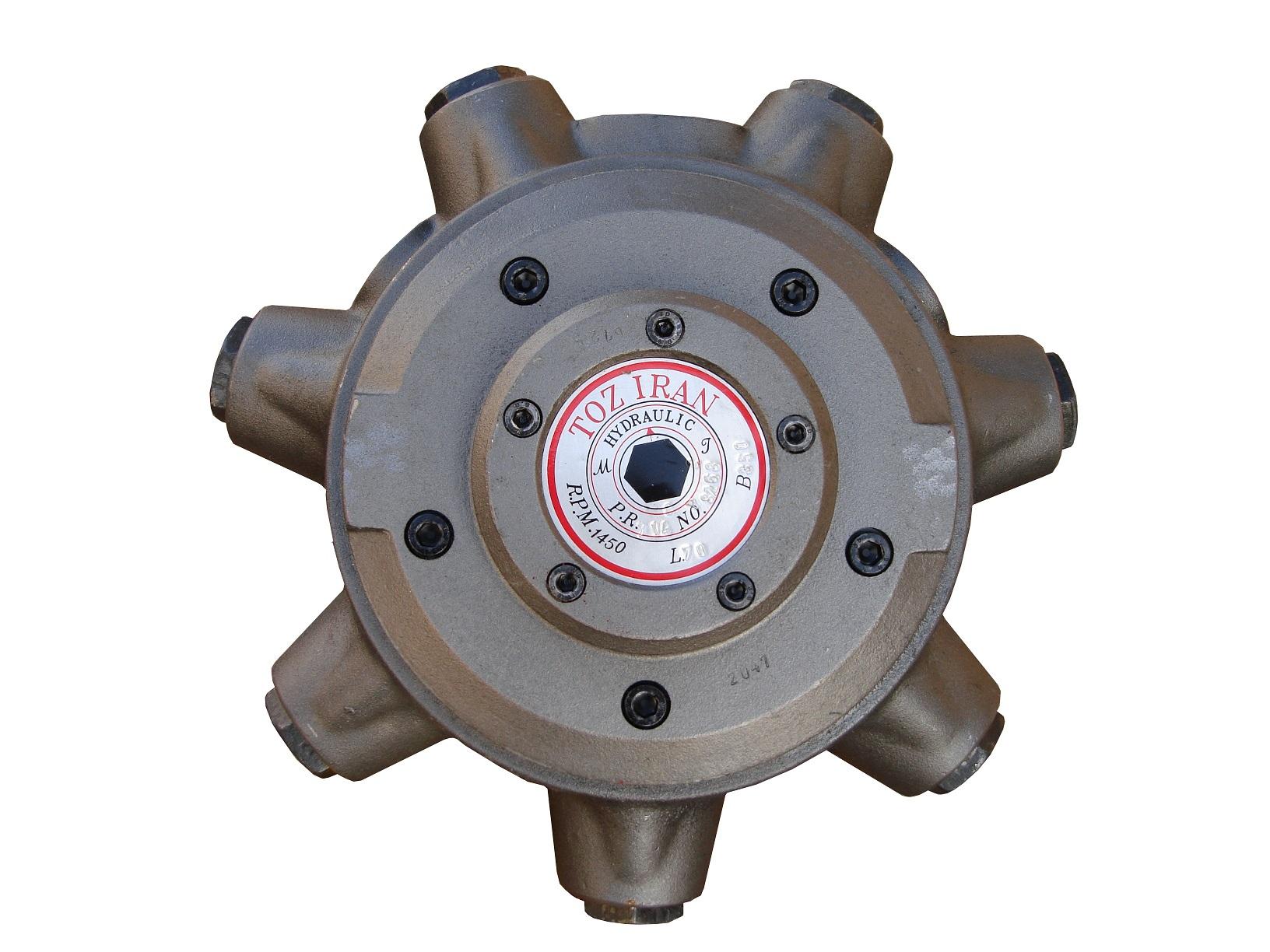 پمپ هیدرولیک فشارقوی - PR