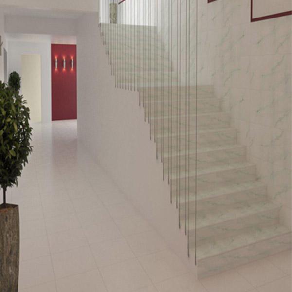 سرامیک راه پله سفید