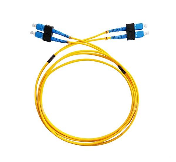 پچ کورد فیبر نوری - SC-SC SM Duplex