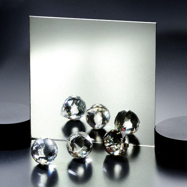 شیشه رفلکس نقره ای