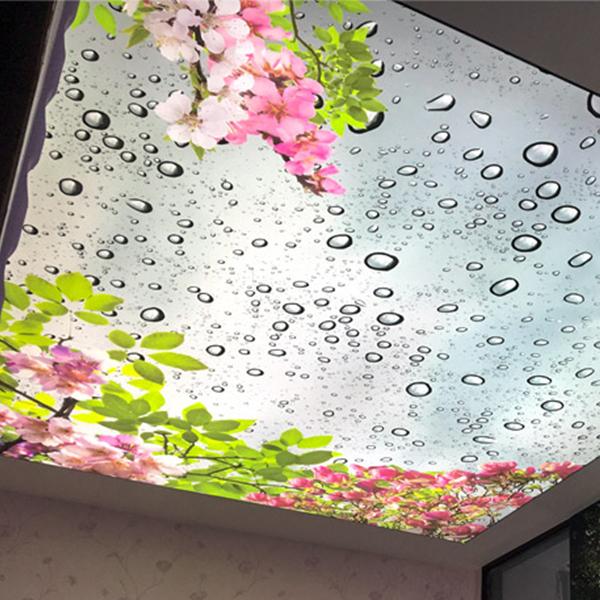 سقف کششی چاپی سه بعدی