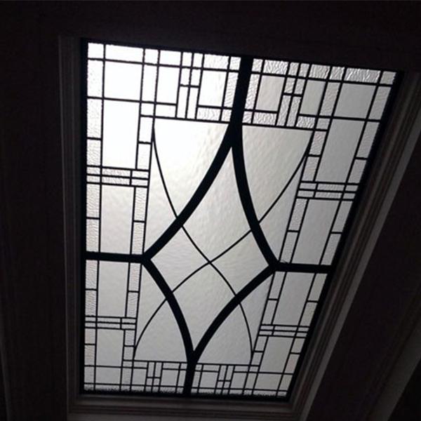 سقف شیشه ای استین گلاس