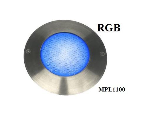 چراغ استخر توکار - RGB Color- MPL1100