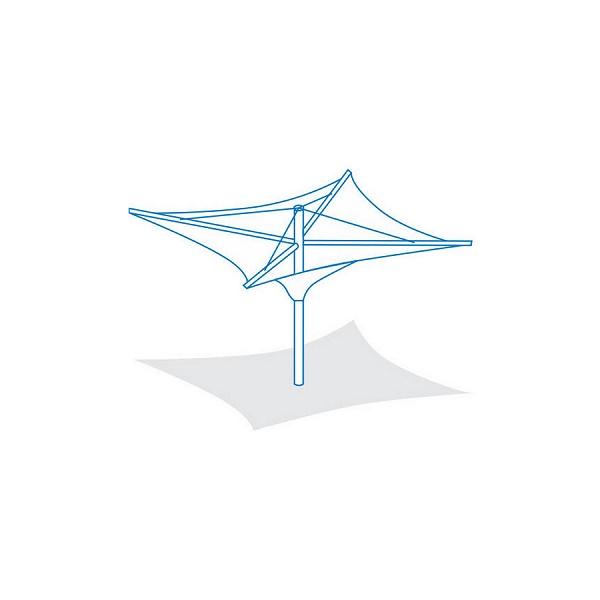سازه چادری - Lotus