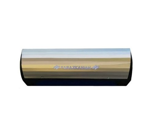 پرده هوای - RM4010S/Y-W-LUX-V7