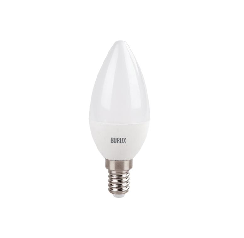 لامپ ال ای دی شمعی - 3w-E14