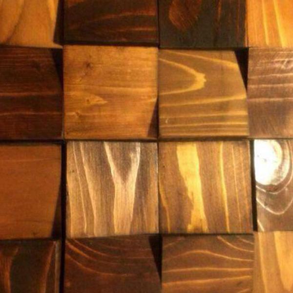 دیوارپوش چوبی مدل زئوس