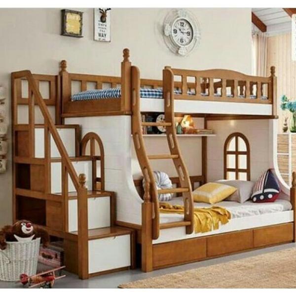 تخت خواب دو طبقه سلطان کوچولو