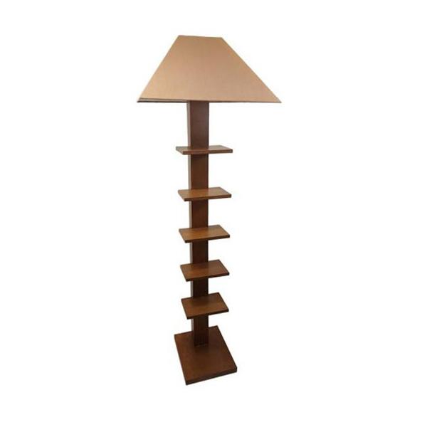 آباژور ایستاده چوبی - 2265