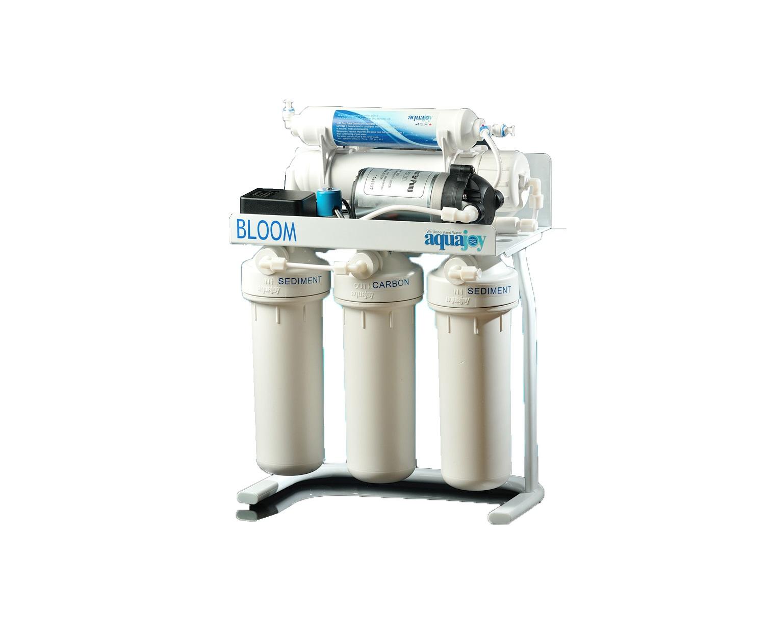 دستگاه تصفیه آب پنج مرحله ای بلوم