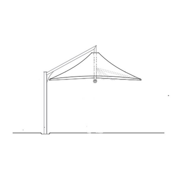 سازه چادری پارسان