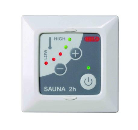 تابلو کنترل هیتر سونا خشک - EASY