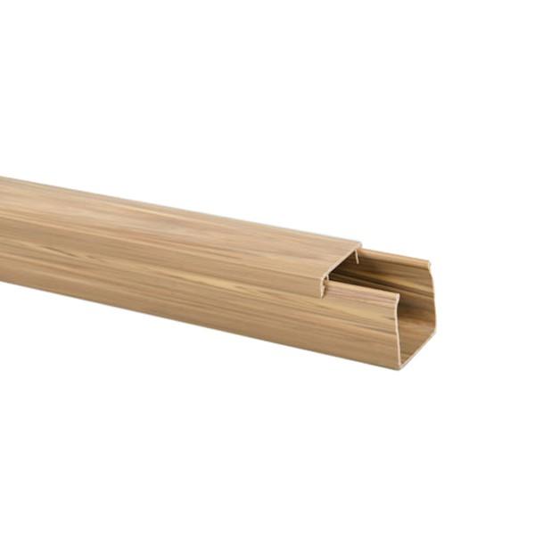 داکت ساده طرح چوب