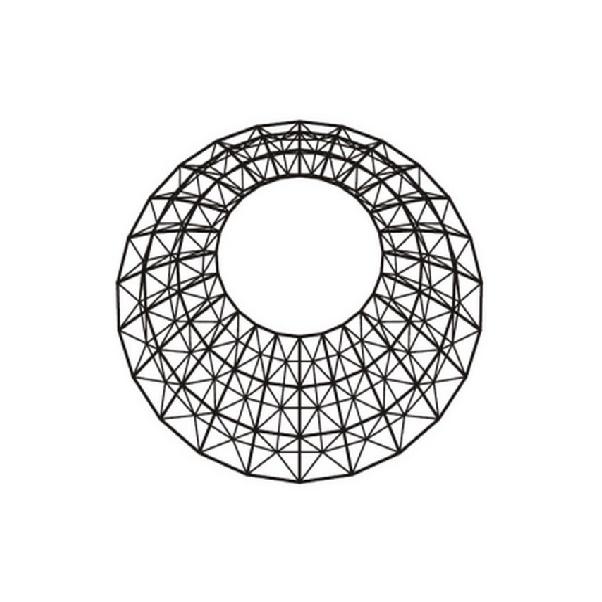 سازه فضایی گنبدی