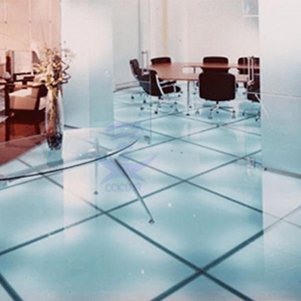 کف کاذب شیشه ای - 60*60