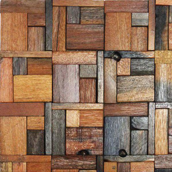 کاشی چوبی - W.B.3753