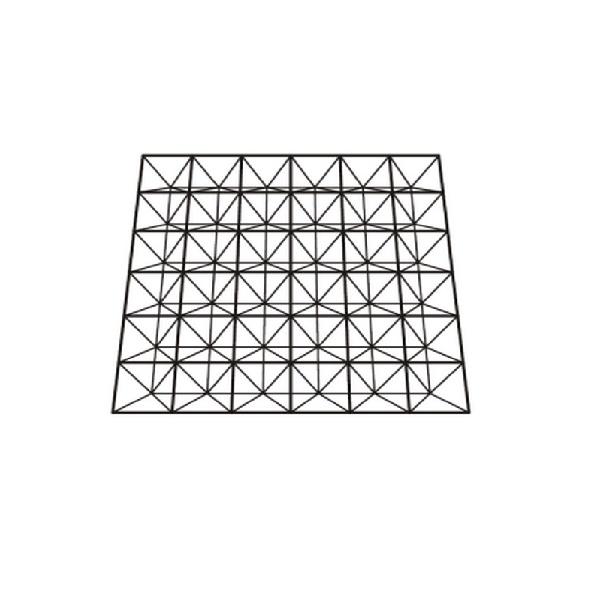 سازه فضایی تخت