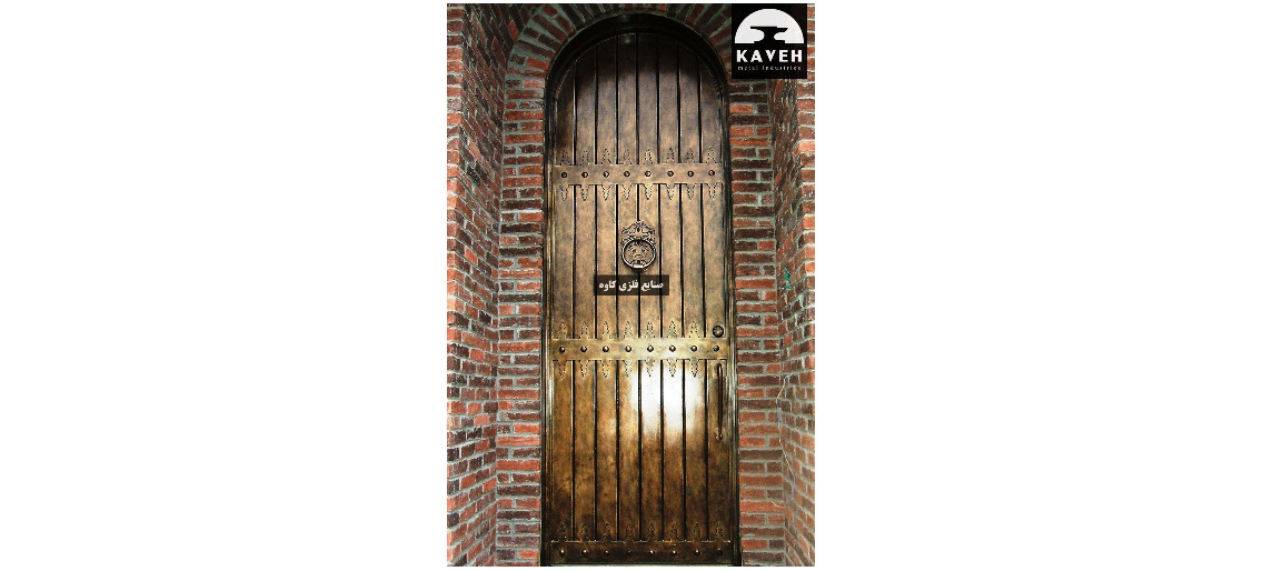 درب فلزی - 54624