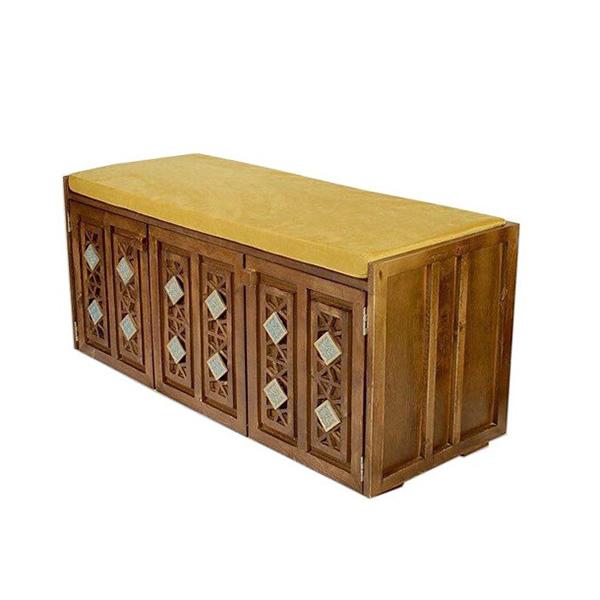 جاکفشی چوبی - 100*36