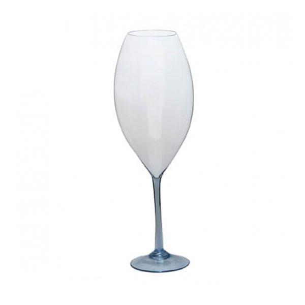 گلدان شیشه ای جام - GS01