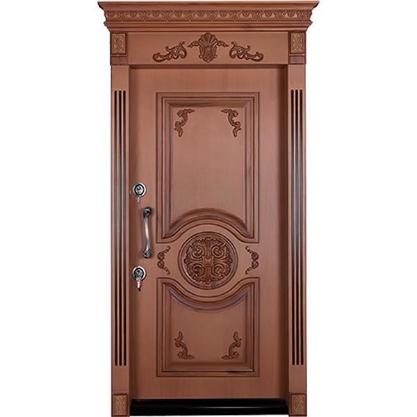 درب ضد سرقت منبت کاری - 861