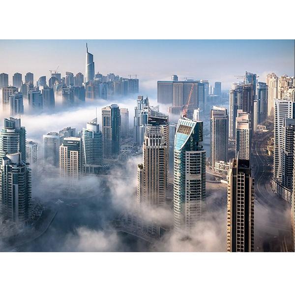 پوستر طرح Modern city