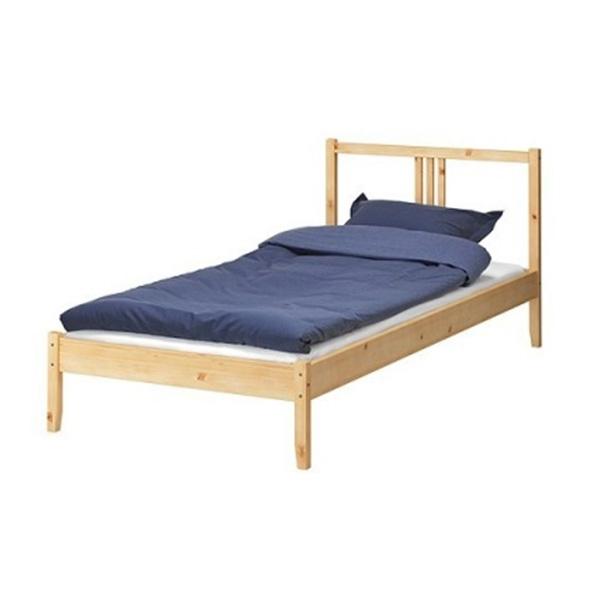 فریم تخت یک نفره - FJELLSE
