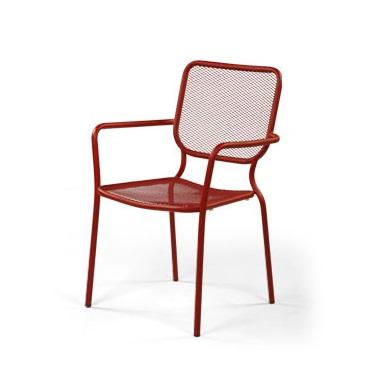 صندلی فضای باز مدل کارینا
