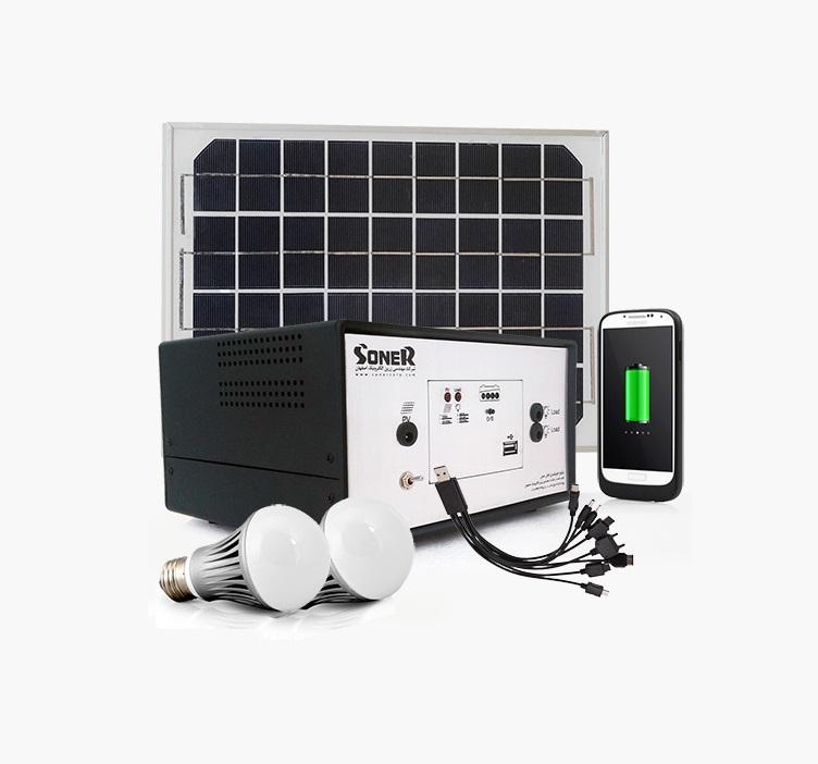 پکیج خورشیدی - D1007