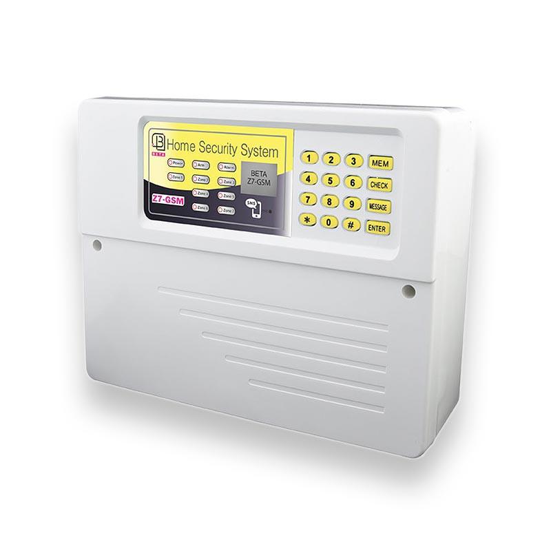 دزدگیر اماکن - Z7-GSM