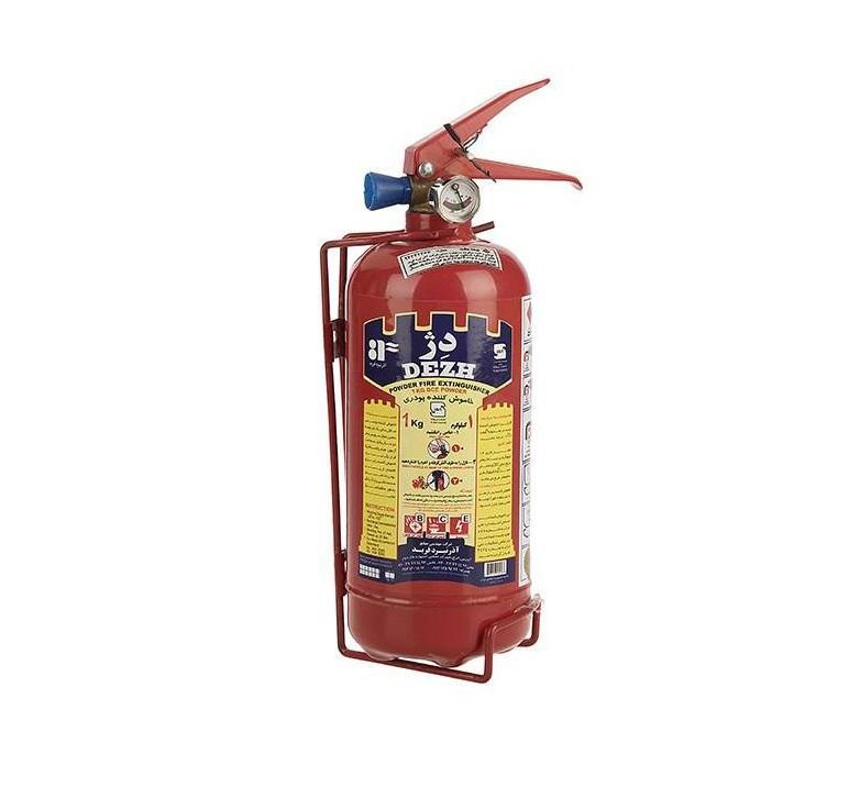 کپسول آتش نشانی - 113