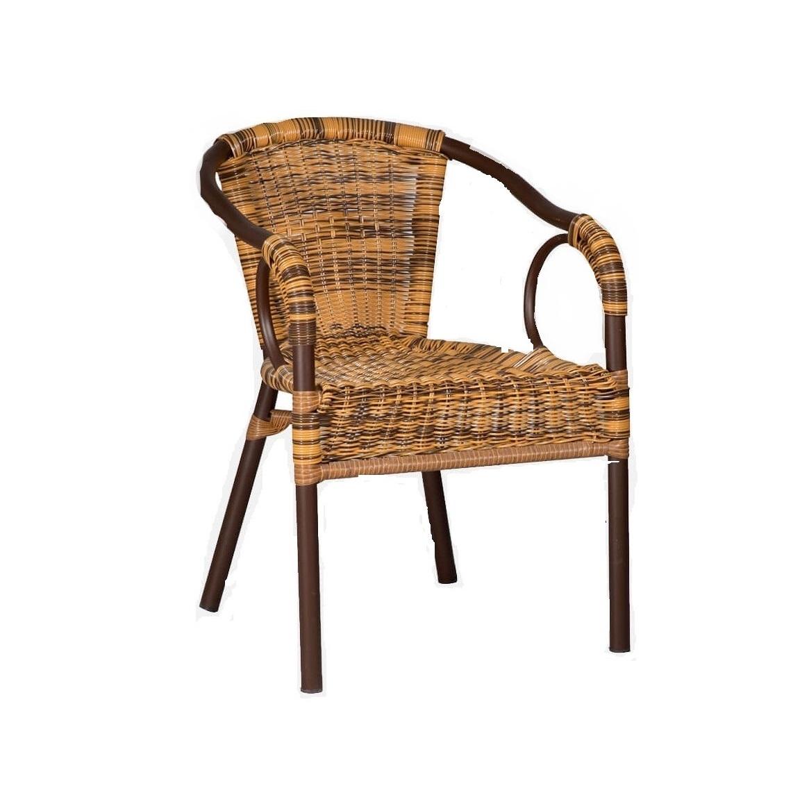 صندلی حصیری مدل نمون