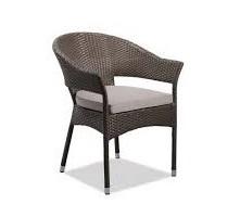 صندلی حصیری فضای باز مدل یوکا