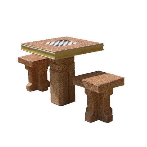 میز شطرنج مربع - TB202