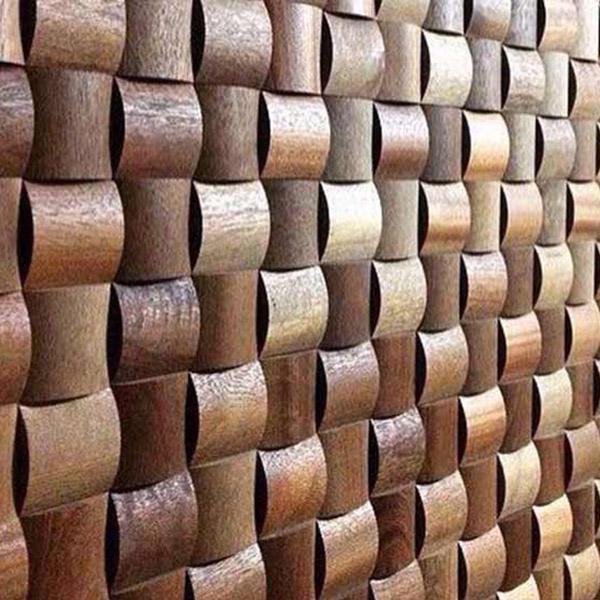 دیوارپوش چوبی مدل آرینوس