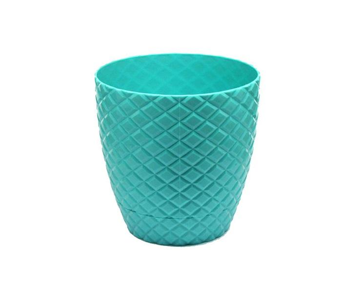 گلدان پلاستیکی طرح آناناس