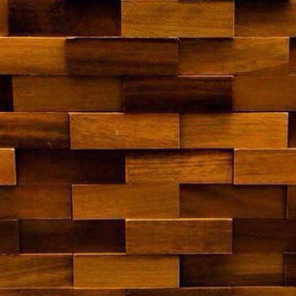 دیوارپوش چوبی مدل آتیس
