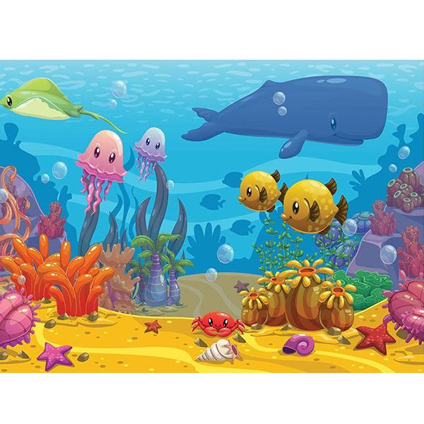 پوستر طرح اقیانوس